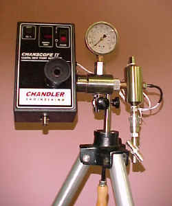 Chandler Process Instruments Dew Point Testers